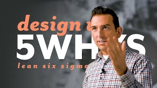 The 5 Whys - Identifying The Problem To Solve