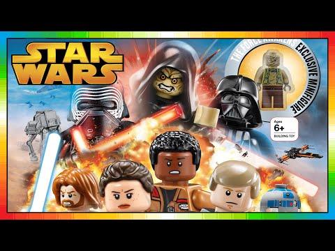 LEGO Star Wars 7 - The Force Awakens - 02 - Assault on Jakku ( Star Wars - Das Erwachen der Macht )