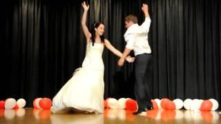 Tom & Eva's Weddingdance