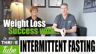 Successful Weight Loss with Intermittent Fasting - Charlotte Chiropractor Dr. Will Mosbey