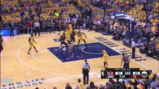 Paul George vs LeBron James One On One, Playoffs 2017, Round 1