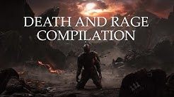 Dark Souls 3 - DEATH AND RAGE COMPILATION!