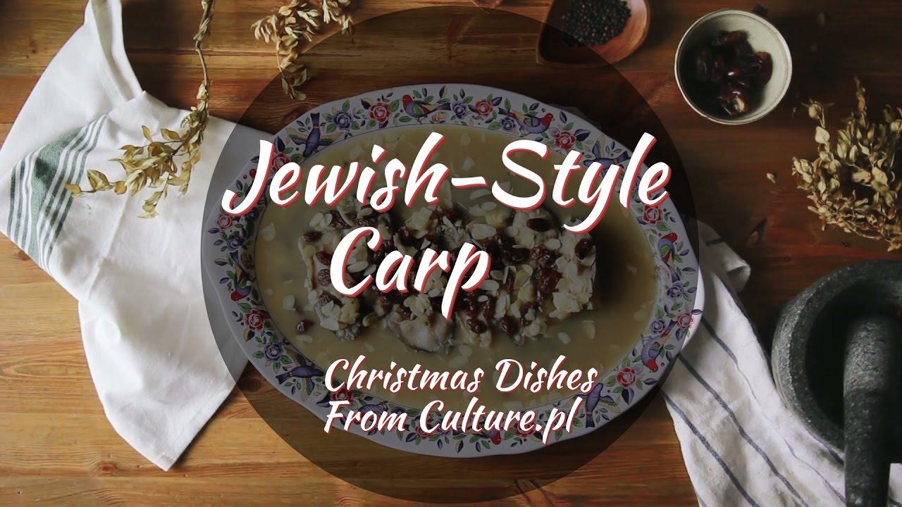 The 12 dishes of polish christmas jewish style carp youtube the 12 dishes of polish christmas jewish style carp forumfinder Choice Image
