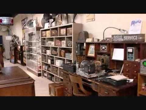 Connecticut Vintage Radio Amp Tv Museum Windsor Ct Fn31