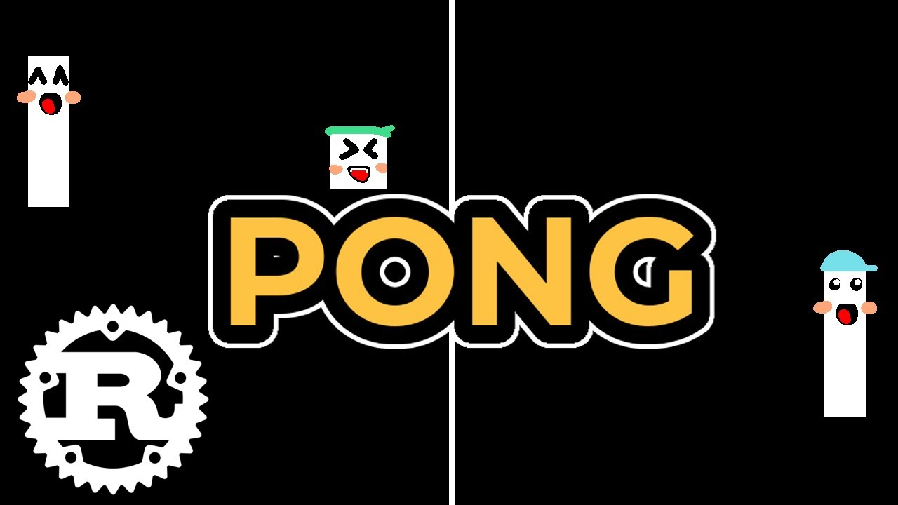 Pong Game Tutorial using The Rust Programming Language