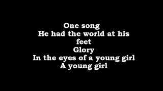 RENT One Song Glory with lyrics