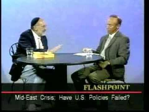 Flashpoint interview: Richard D. Hecht