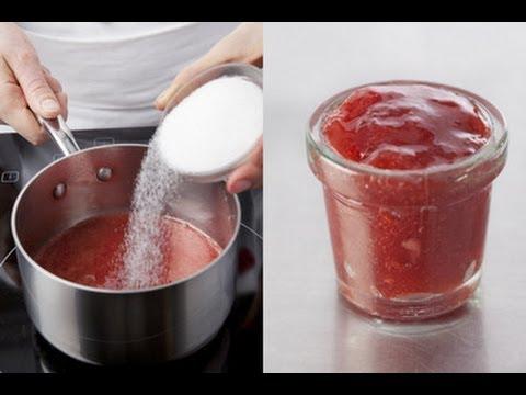 Technique de cuisine : préparer une gelée de fruits