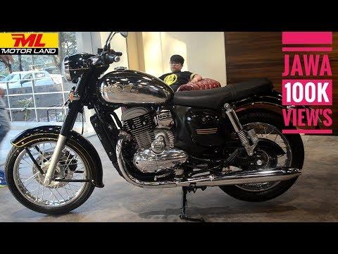 JAWA 300 2019 /EXHAUST SOUND / MOTORLAND