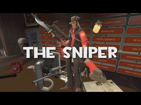Tf2 Review The Sniper