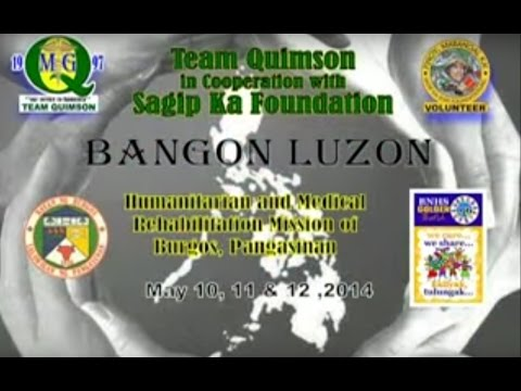 Bangon Luzon: Burgos, Pangasinan Medical Mission