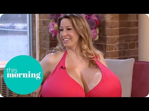 The Biggest Boobs in the World | This Morning thumbnail