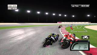 MotoGP 14 PC Gameplay Real Events 2013 Game Mod - HD
