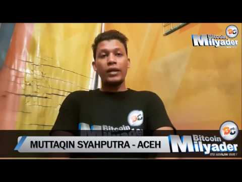TESTIMONIAL BITCLUB NETWORK - M SYAHPUTRA - ACEH