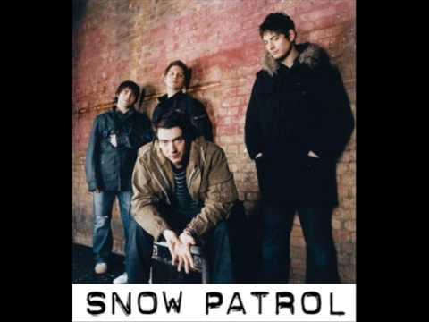 Snow Patrol- Crack The Shutters