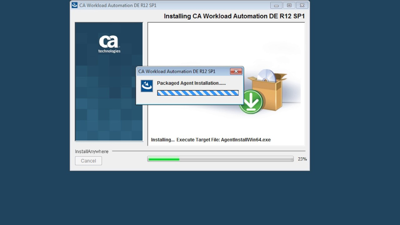 Getting Started - CA Workload Automation DE - 12 0 - CA
