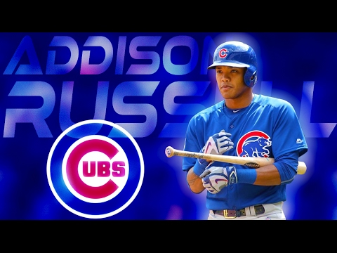 Addison Russell  2016 Cubs Highlights Mix ᴴᴰ