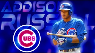 Addison Russell | 2016 Cubs Highlights Mix ᴴᴰ