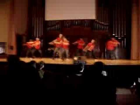 William Jewell Faculty Follies Group Dance