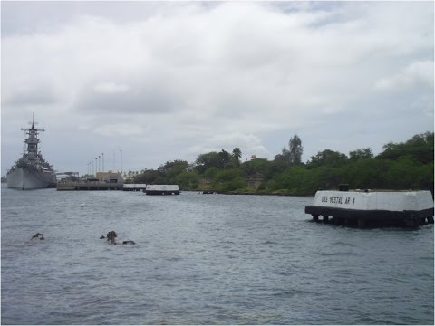 Pearl Harbor Naval Base In Oahu Hawaii/Base Naval Pearl Harbor En Oahu Hawai (Part 2/Parte 2)