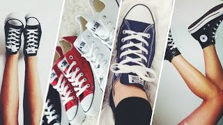My Converse Collection 2017 | Shoe Collection | Francesca Byrne