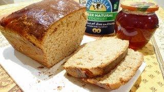 Yoghurt & Honey Spelt Bread Recipe From Loretta's Kitchen