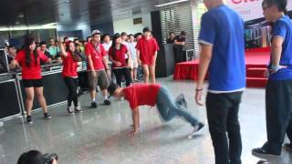 RMIT SGS Dance Club - Club Day 2013 Semester C