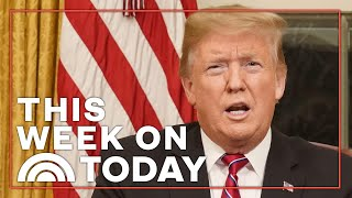 Trump and Pelosi Address Government Shutdown And R. Kelly Victims Continue To Come Forward   TODAY