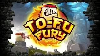 TOFU FURY - iOS / Amazon Gameplay Trailer HD