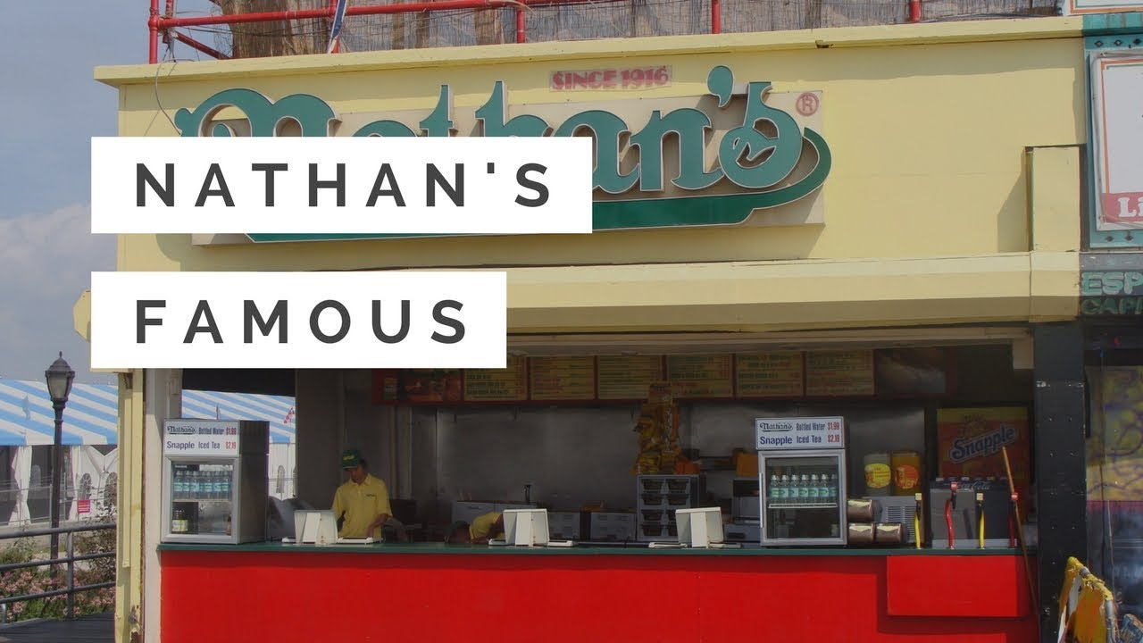 Nathan's Famous - Coney Island