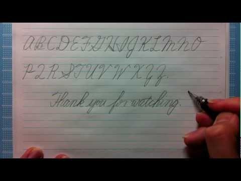 Pen writing asmr videos