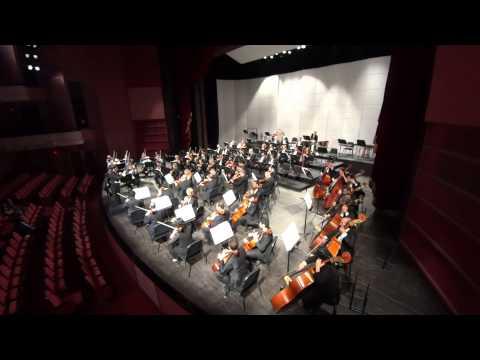 Igor Sarmientos Brahms Symphony No. 1 Cairo Symphony  Orch. Part 2