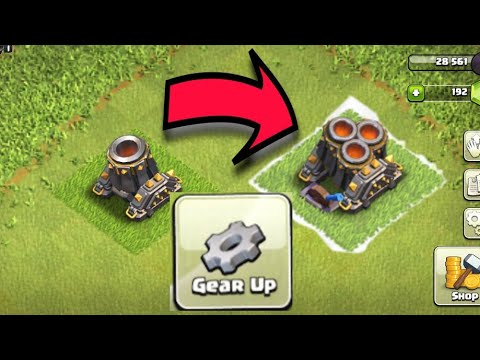 Clash of clans | Gear up mortar into multi mortar + New update coming soon