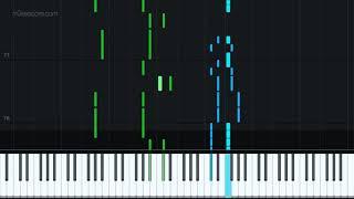 ASTRO (아스트로) - Blue Flame [PIANO COVER] (w/ sheet)