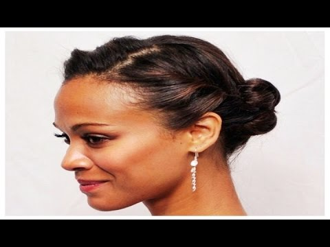 pin- hairstyles african american