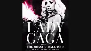 #9 Lady Gaga The Monster Ball HBO Special Audio - Talk #3 (Telephone Talk)