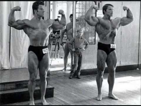 Reg Park the Legend - YouTube