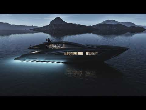 BadGal Superyacht by Officina Armare Design Studio