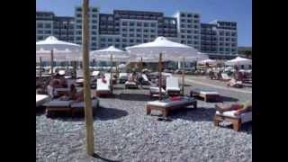 Отель Греции MITSIS ALILA EXCLUSIVE RESORT & SPA 5* DELUXE на Родосе(Красавица Алила очаровала восточным шармом и безупречным европейским сервисом., 2013-05-26T19:00:14.000Z)