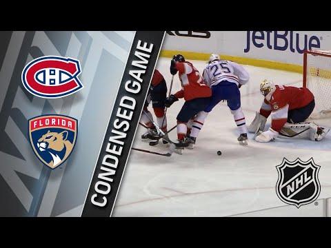03/08/18 Condensed Game: Canadiens @ Panthers