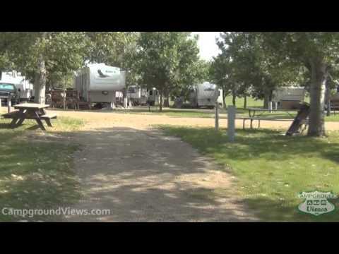 full hookup camping south dakota