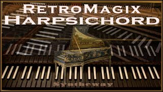 Into The Oblivion - RetroMagix Harpsichord & Syntheway Magnus Choir VSTi (Warmen cover) Win MacOSX