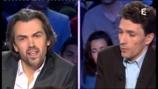 Marc Trévidic & le terrorisme - On n'est pas couché 19 janvier 2014 #ONPC