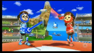 Wii Sports Resort- Fast All Sports- 16:18