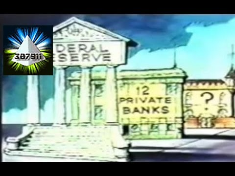 G Edward Griffin 💲Illuminati Global Elite Debtocracy Documentary 1969 👽 the Capitalist Conspiracy H1