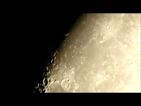 Flat Earth: Lunar waves? Under water? - Nikon COOLPIX P900