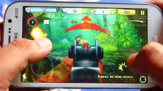 Brothers in Arms 2 on Samsung Galaxy Grand