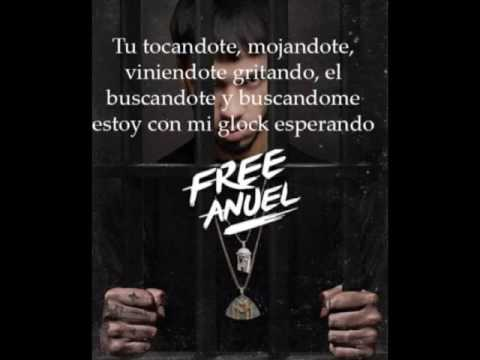 Anuel AA - Culpable Ft Mike Duran LETRA