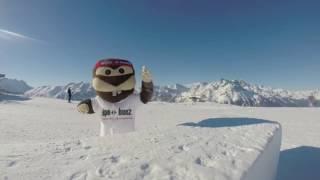 Journée mondiale du câlin 21 janvier 2017 - Alpe d'Huez Domaine Skiable