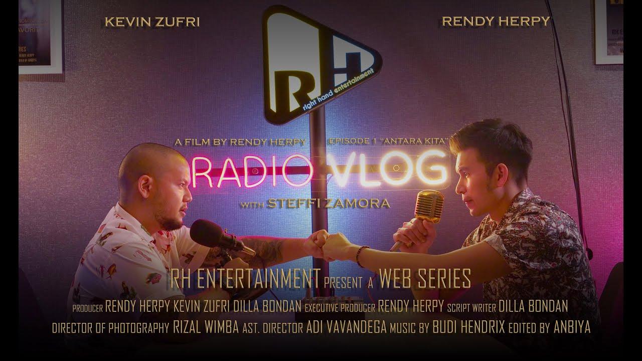 """Radio Vlog - Episode 1 """"Antara Kita"""" (WEB SERIES)"""